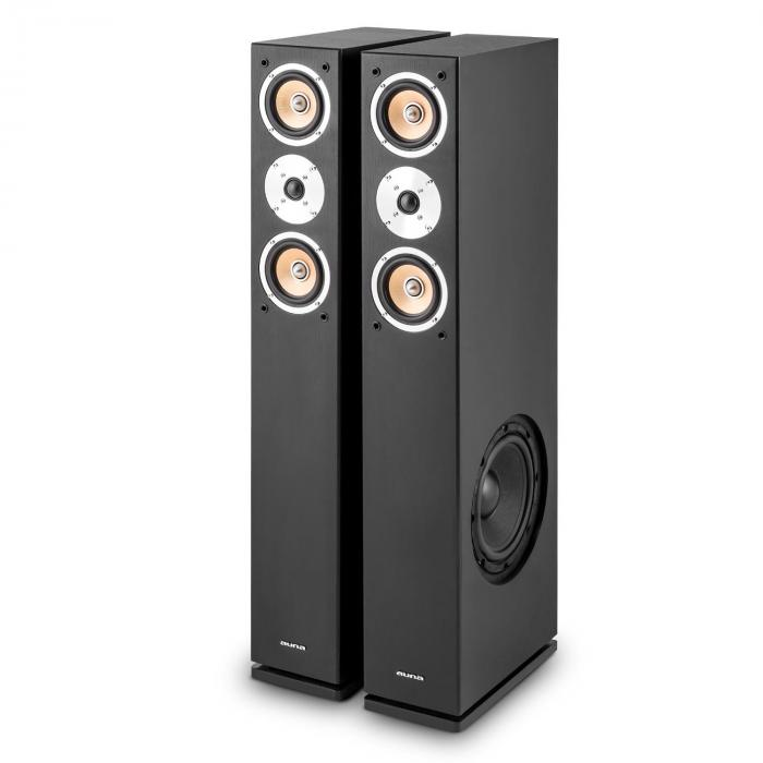 Linea WN-501 5.0 Home Theater Sound System 350RMS