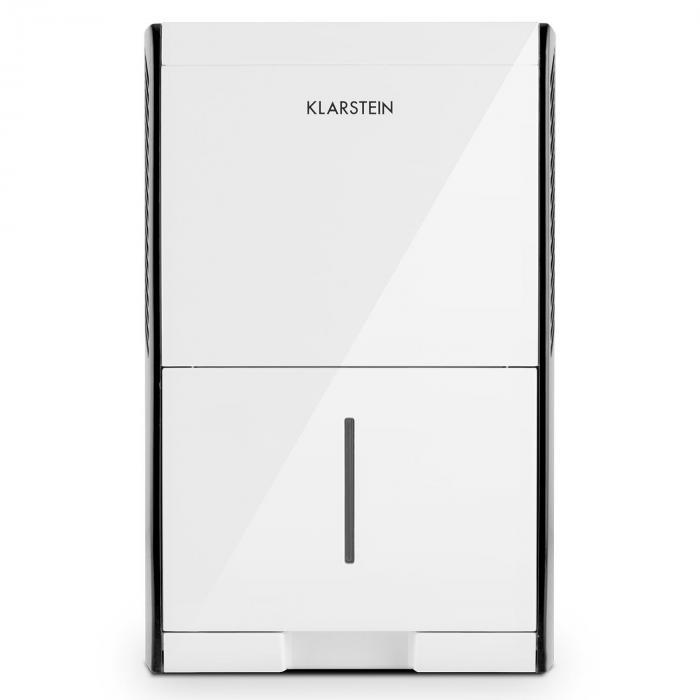 Drybest 10 Deumidficatore Filtro Aria Compressore 10l/24h Bianco-Grigio
