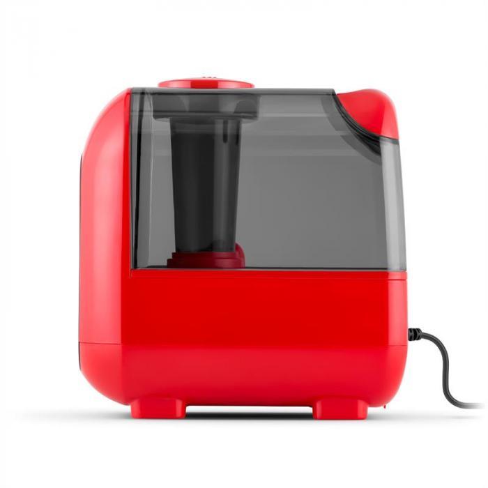 Sevilla Umidificatore Ionizzatore Aroma Ultrasuoni 4,5l rosso
