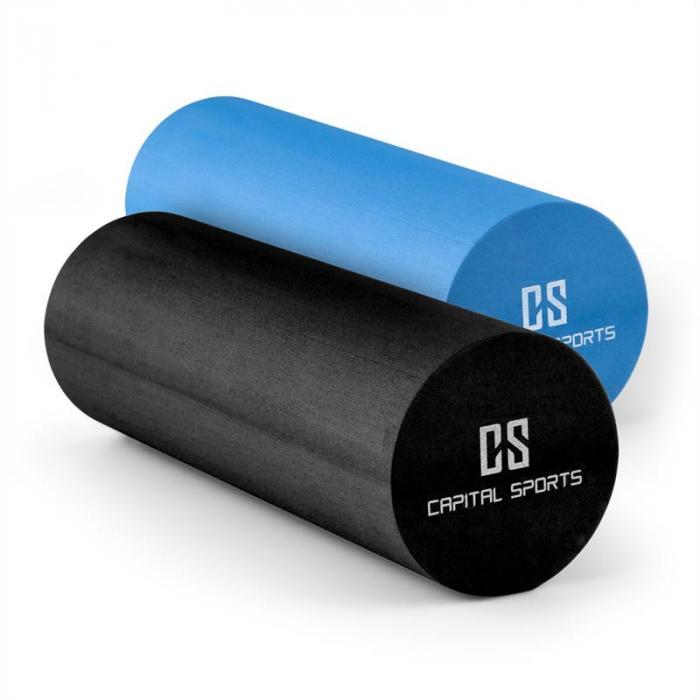 Caprole 2 Rolo de Massagem 6 Unidades 45 x 15 cm Azul