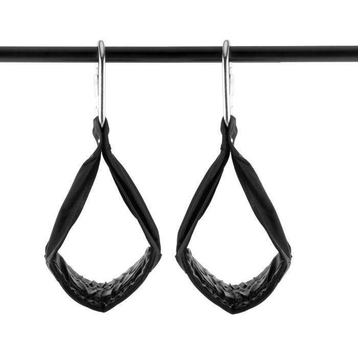 Capital Sport Amlug Ab Slings armöglor metallkarbinhakar max. 120 kg
