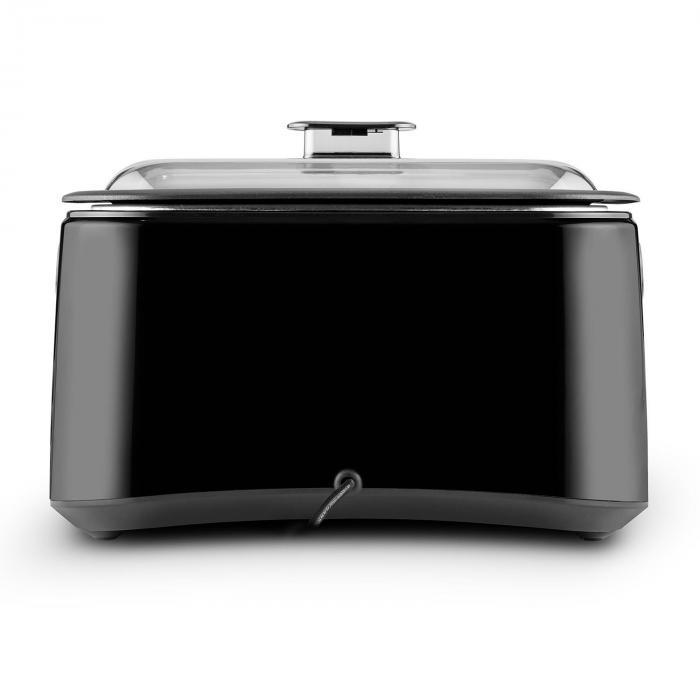 Sanssouci Cuiseur sous-vide 5L 300 W -noir & argent