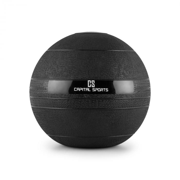 Groundcracker Slamball musta kumia 6 kg