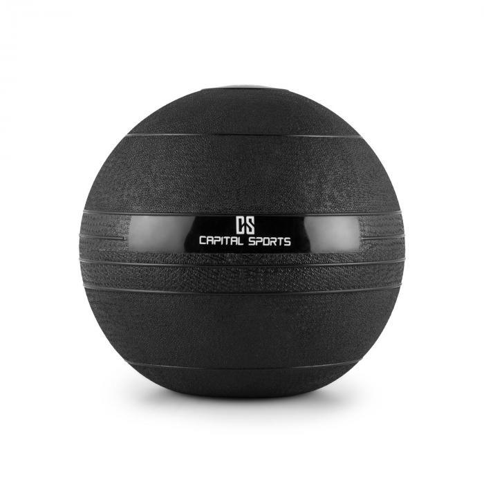 Groundcracker Slamball musta kumia 12 kg
