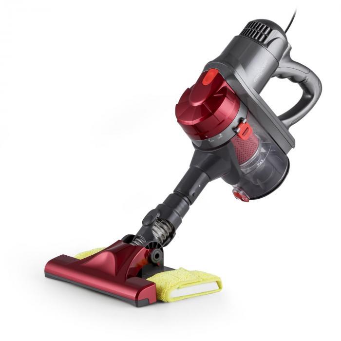 Cleanbutler imuri käsilaite 450W ikisuodatin punainen