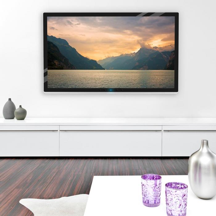 tv wandhalterung curved ecke led lcd kippbar neigbar rotierbar max 45 kg online kaufen. Black Bedroom Furniture Sets. Home Design Ideas