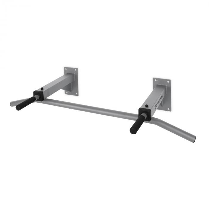 Tyro S7 Chin-Up Pull-Up Bar Wall Mounted Max. 350 kg Silver