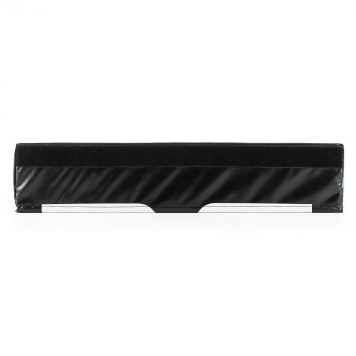 Rookso Soft Jump Box Plyo 90x15x75 cm Nero