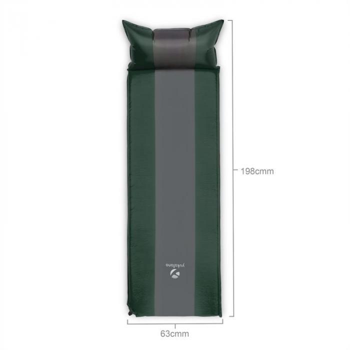 gooddream 10 isomatte luftmatratze 10cm dick. Black Bedroom Furniture Sets. Home Design Ideas