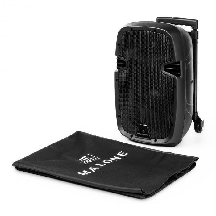 """PA Cover Bag 10 Copertura Protettiva per Altoparlanti PA 25 cm (10"""") Nylon"""