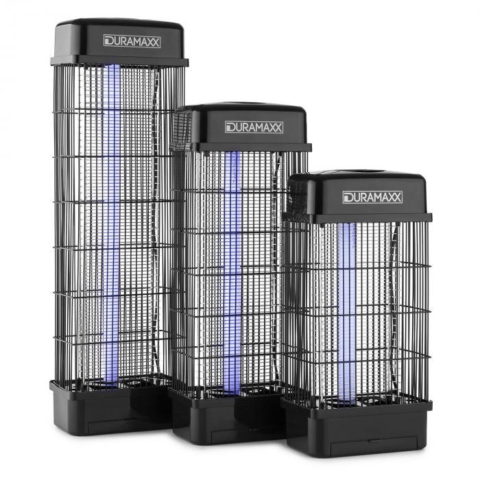 Mosquito Buster 4000 Zanzariera Elettrica UV 10 W