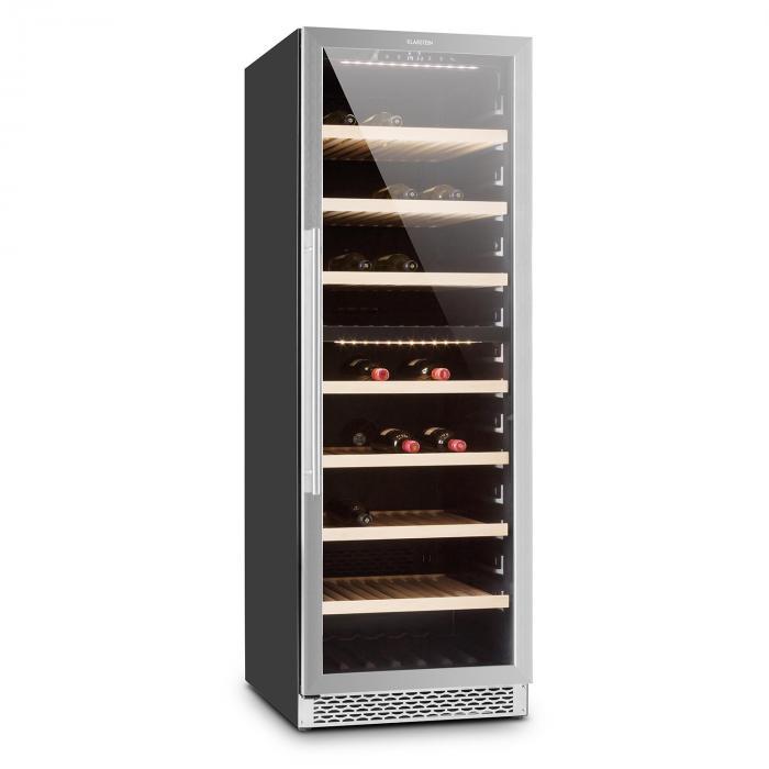 Gran Reserva Weinkühlschrank 379 Liter 166 Weinflaschen 2 Zonen Touch