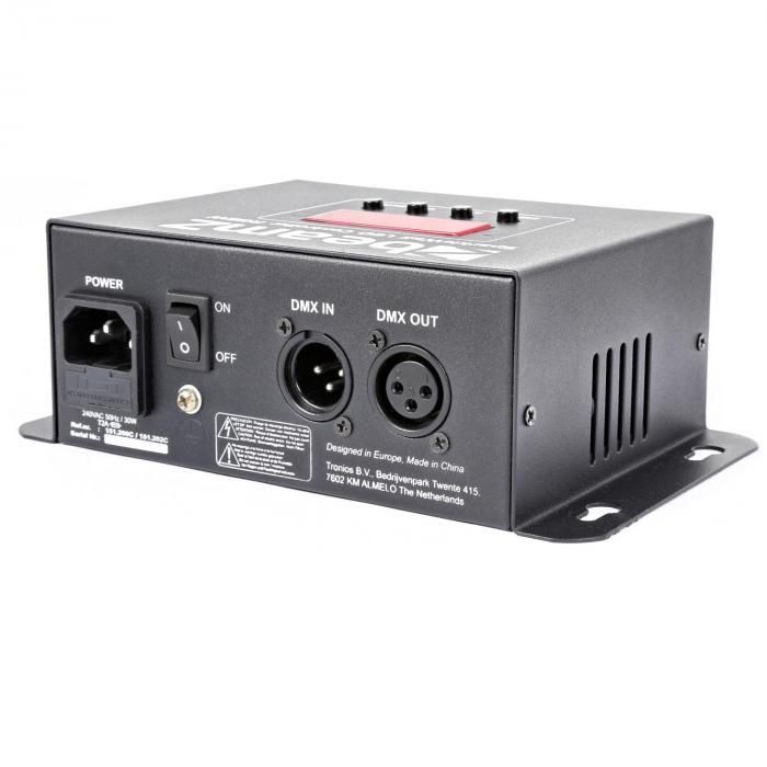 SparkleWall Cortina LED 96 RGBW 3 x 2 m Telecomando