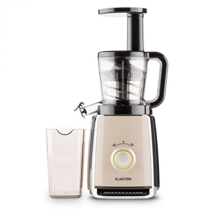 Sweetheart Estrattore Slow Juicer 150W 32U/min nero