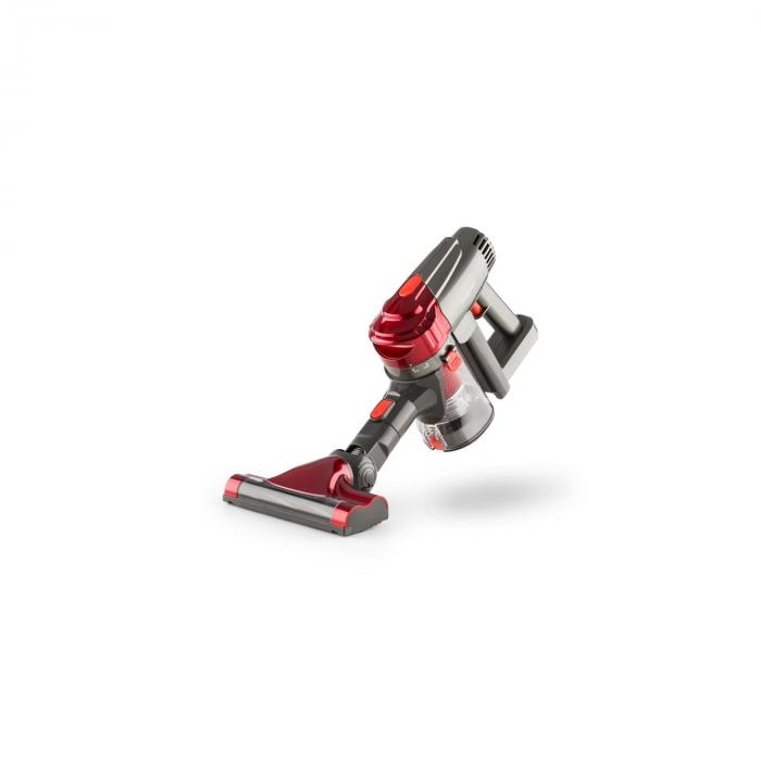 Cleanbutler 2G Cordless Vacuum Cleaner 130W 2200mAh Li-ion Battery Red