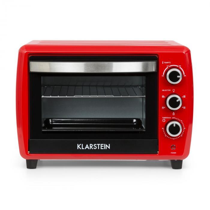 Omnichef 30 2G Mini-forno Spiedo 1500 W 20 l Rosso