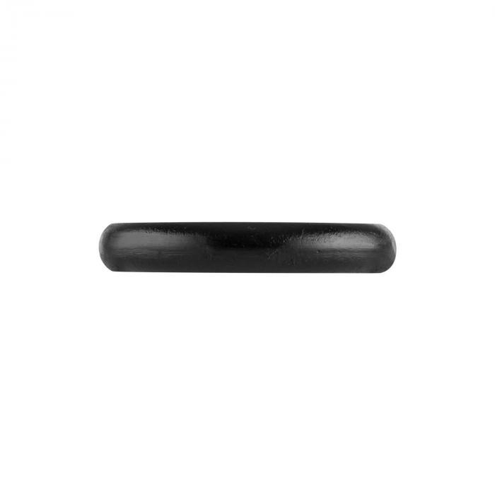 IPB 1.25 Dischi Bilanciere Coppia 30 mm 1,25 kg Nero