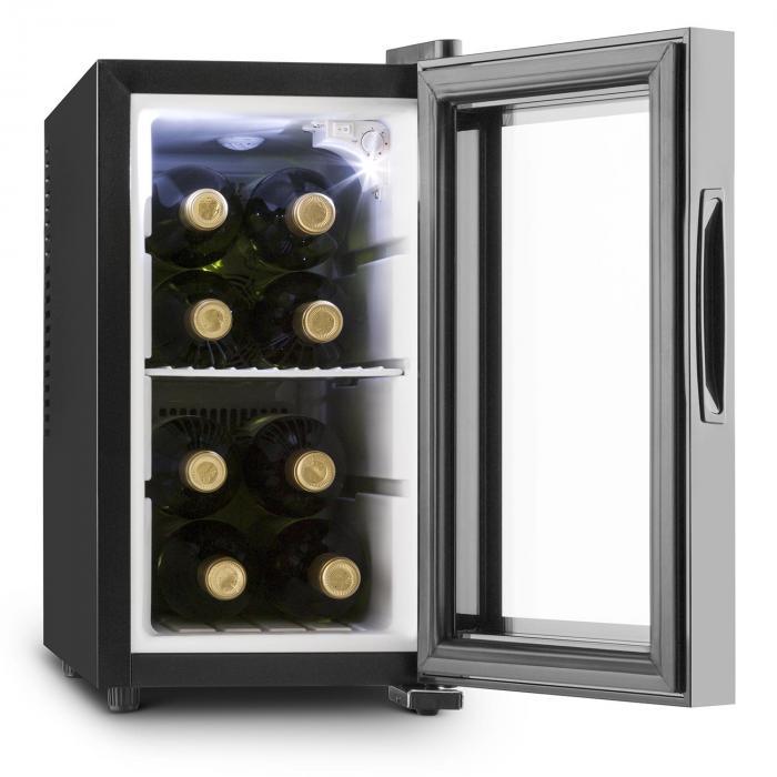 beerlocker s mini k hlschrank 21 liter klasse a schwarz online kaufen elektronik star de. Black Bedroom Furniture Sets. Home Design Ideas