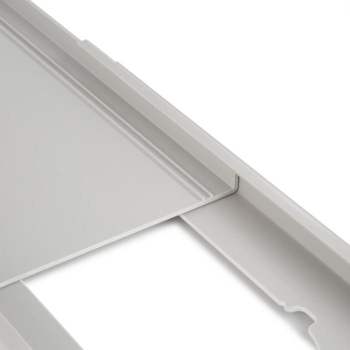 Window Kit 3 Impermeabilizzazione Finestra Climatizzatore Mobile Finestra Scorrevole in PVC