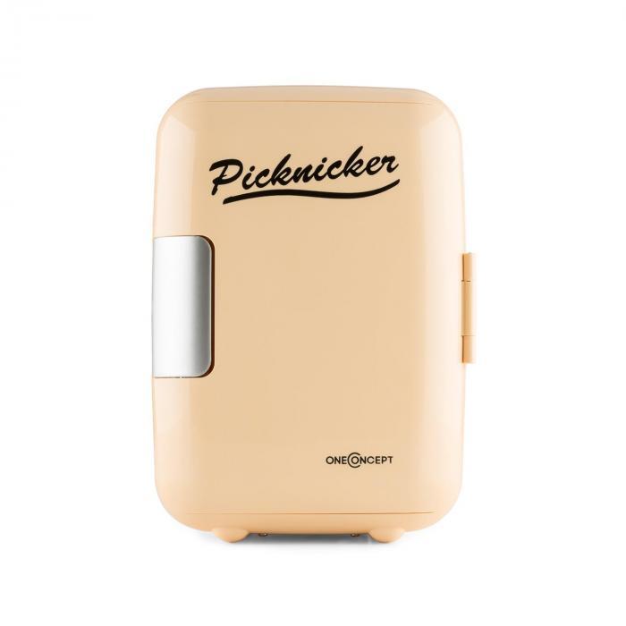 Picknicker Contenitore Termico AC DC AutoMini Certificato eMark 4l