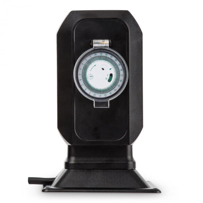 powerspike s2 timer gartensteckdose 2er ip44 3680w 3m kabel erdspie online kaufen. Black Bedroom Furniture Sets. Home Design Ideas