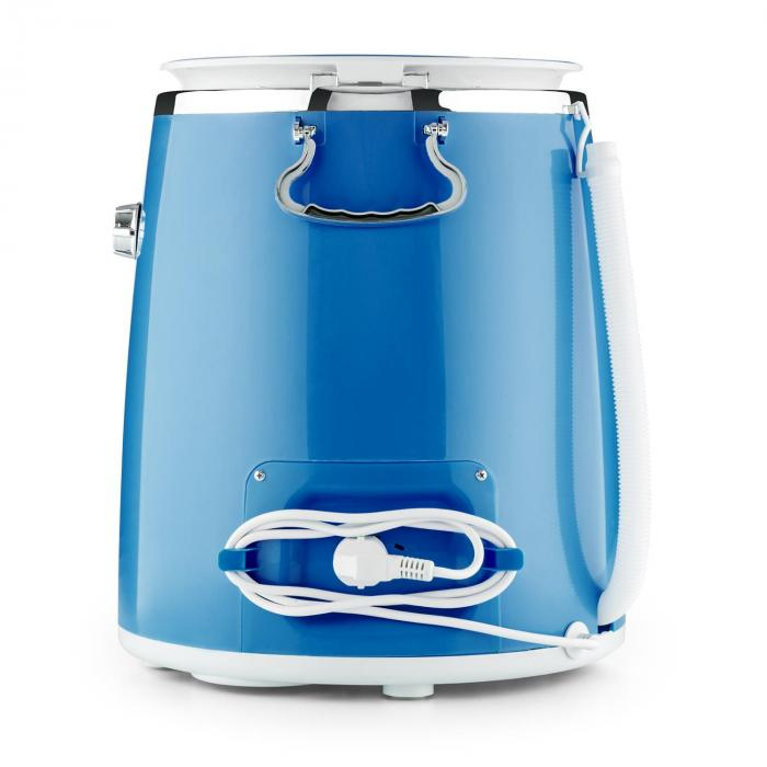 Ecowash-Pico Mini Washing Machine spin cycle function 3.5 kg 380 W blue