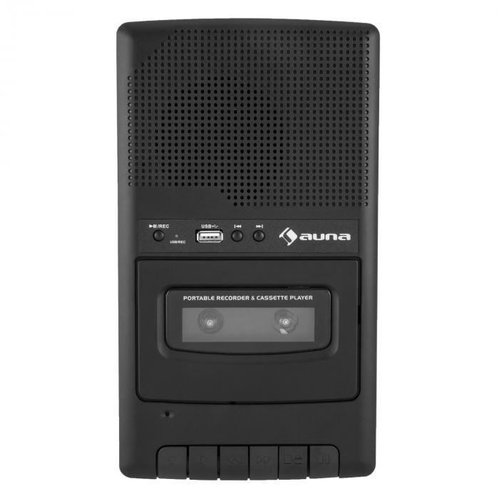 RQ-132USB kannettava kasettinauhuri sanelulaite nauhuri mikrofoni USB