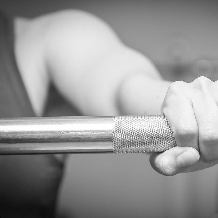 Lionessbar painotanko Olympic Bar naisille 201cm 15 kg