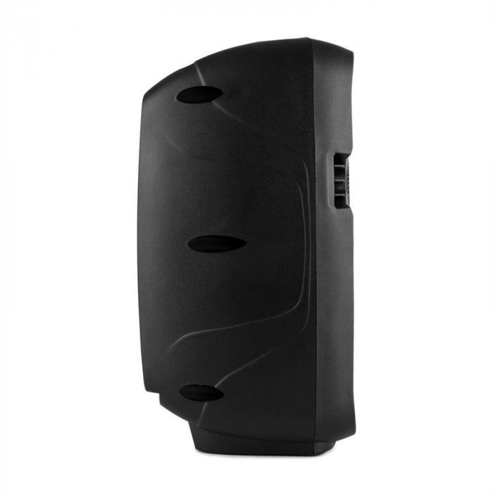HYBRID8VHF-BT aktiivi PA-kaiutin bluetooth USB SD VHF
