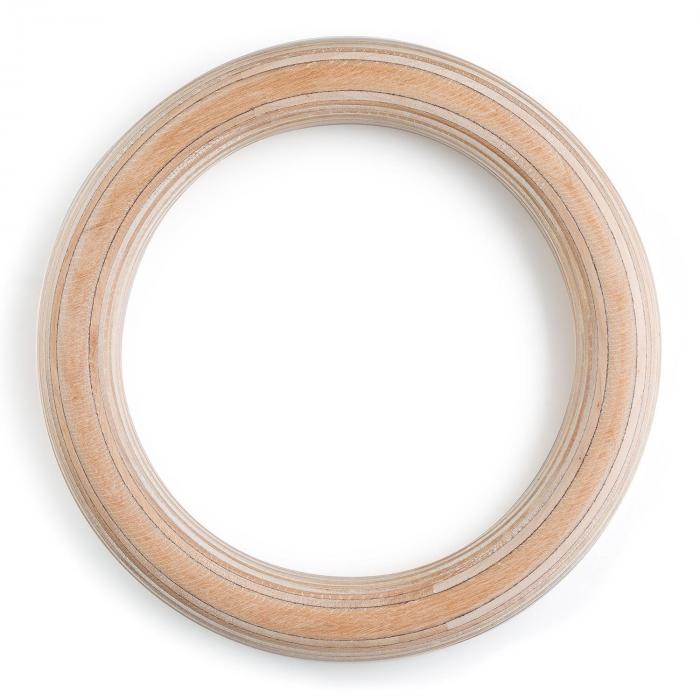 Ringpro Obręcze do ćwiczeń gimnastycznych drewniane 32 mm