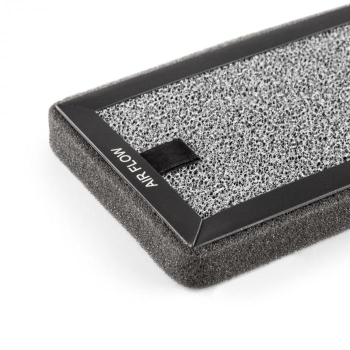 Tramontana aktivt-kol-utbytesfilter tillbehör för luftrenare 10x20cm