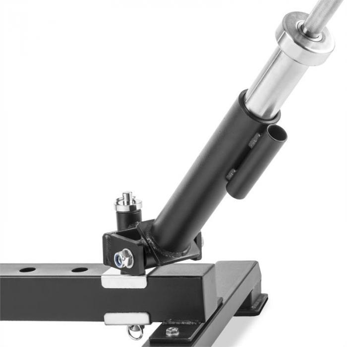 Duessmi landmine-teline 2 levypainotangolle musta