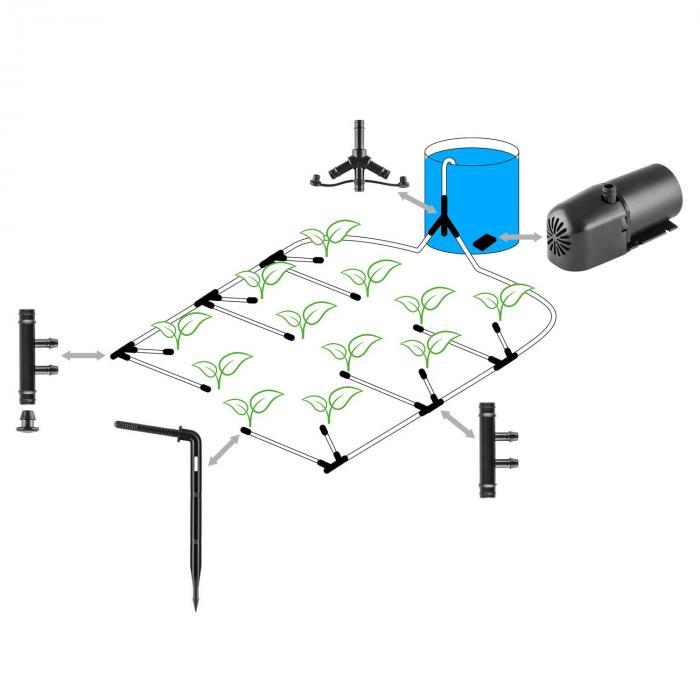 greenkeeper bew sserungsautomat automatisches bew sserungssystem online kaufen elektronik. Black Bedroom Furniture Sets. Home Design Ideas