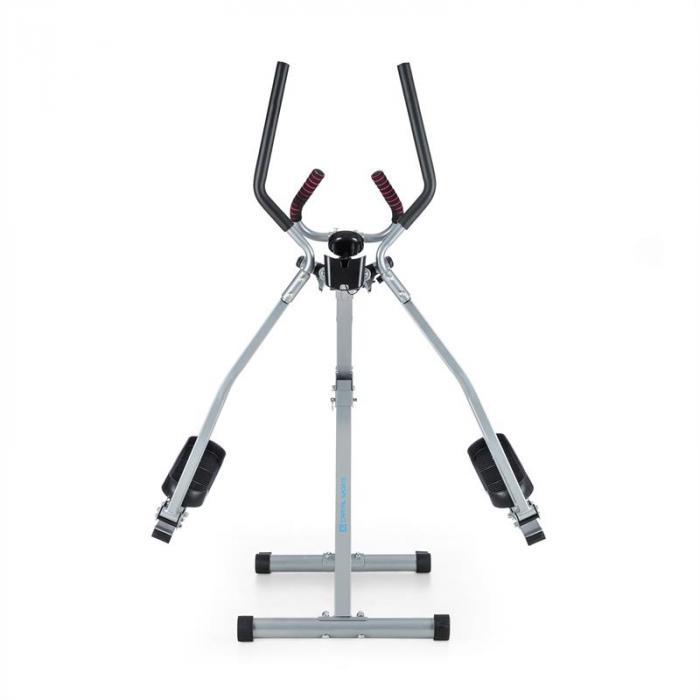 Crosswalker Verticale&Orizzontale Moto Oscillatorio Nero/Argento