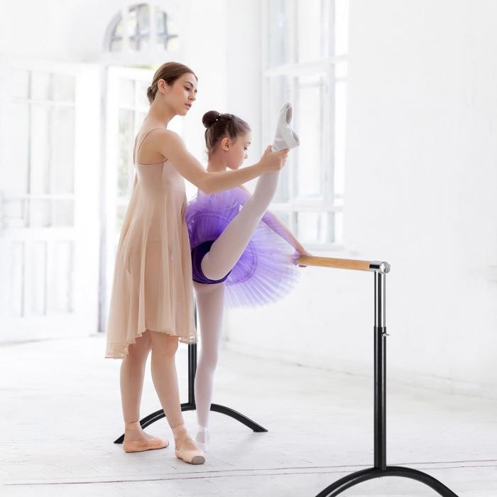 Bar lerina barre danse classique mobile hauteur r glable for Barre de danse le bon coin