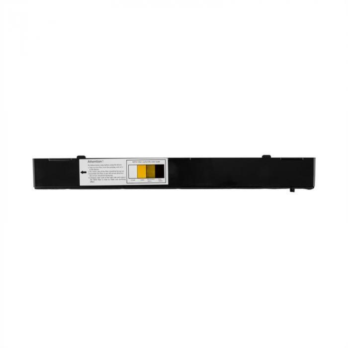 Davos HEPA-Ersatzfilter Zubehör Für Luftreiniger 12,5 X 32