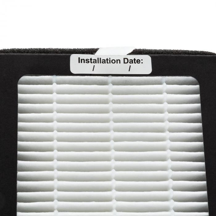 Pure Filtro HEPA de Partículas P/ substituição 11x20x4,5 cm