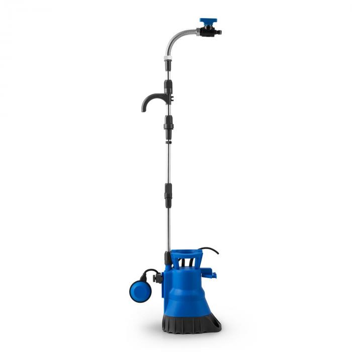Easy Rain regentonpomp dompelpomp afvalwaterpomp 5200 l/h IPX 8
