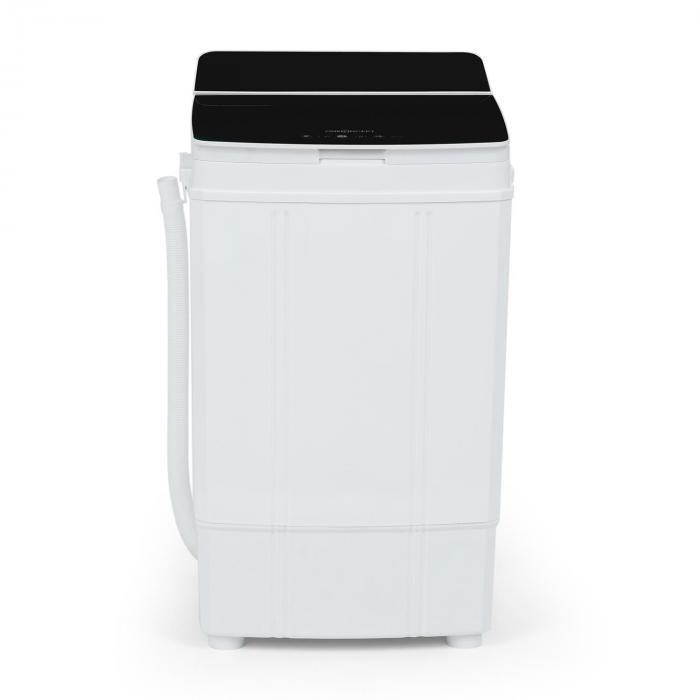 Ecowash Deluxe pesukone 290W 4kg ajastin linkous musta