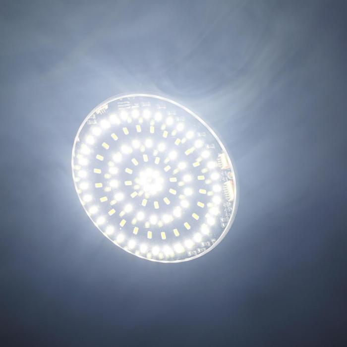 BS98 LED-strobo stroboskooppi 98 SMD-LED-valoa DMX valkoinen IR-kaukosäädin