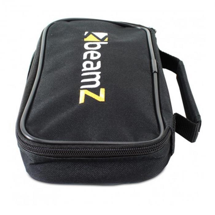 AC-60 Soft Case Borsa per il Trasporto 28x30x46cm (LxAxP) DJ Equipment Nero