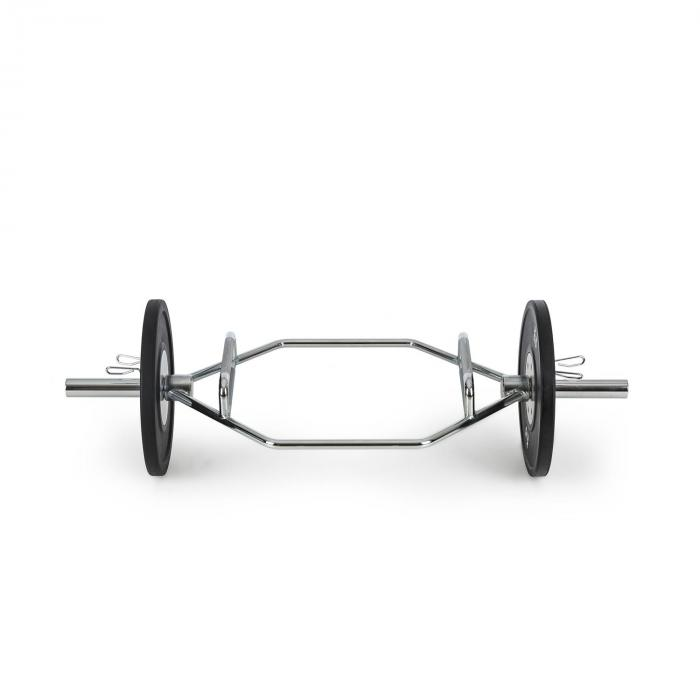 Beastbar hex bar-levytanko deadlift-bar-hauistanko kromattu