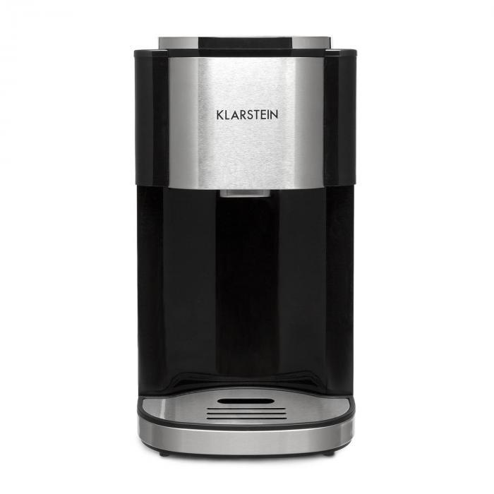 Hotcano Distributore di Acqua Calda 4 Litri Filtro Dell'acqua Involucro in Acciaio Argento