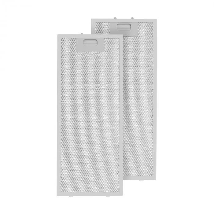 aluminium fettfilter 2er set f r vinea dunstabzugshaube. Black Bedroom Furniture Sets. Home Design Ideas