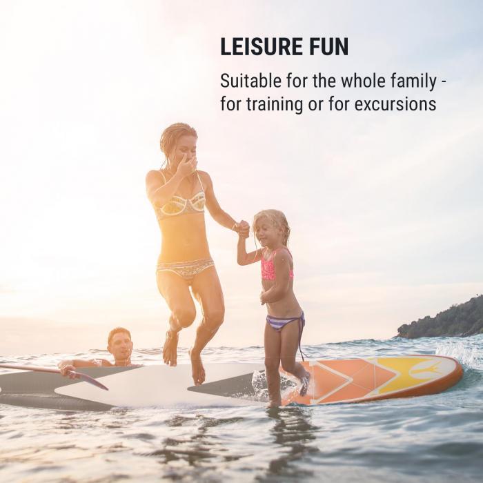 Spreestar 325 Planche de paddle gonflable 325x15x86 cm - orange BboHlKHEh4