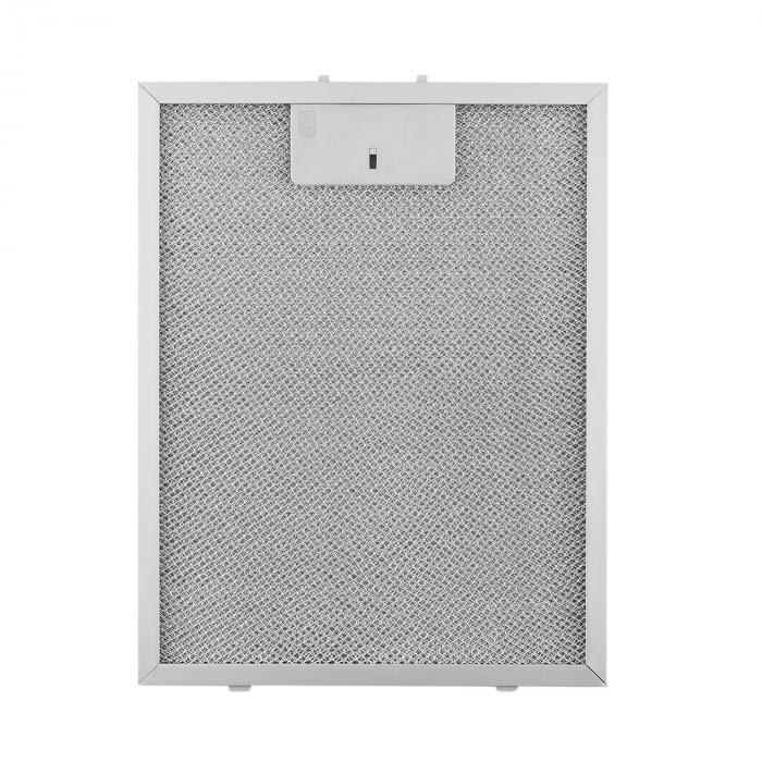 filtre à graisse en aluminium 24,4 x 31,3 cm Filtre de rechange