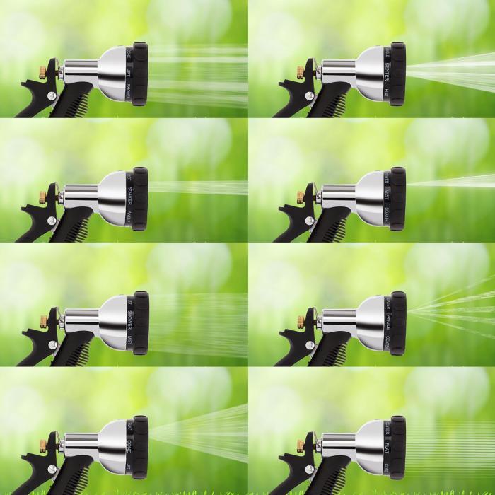 Steelflow 75 tuinslang rvs 2250 cm handsproeier