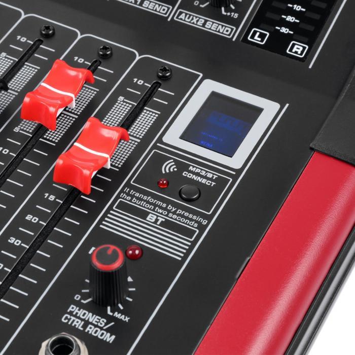 PDA-S1604A Mixer 16 Canali Con Amplificatore Integrato (2x350 RMS)