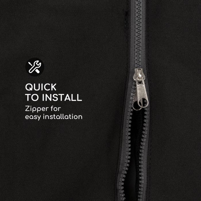 Eremitage Cover Abdeckung Polyester wasserdicht Reißverschluss