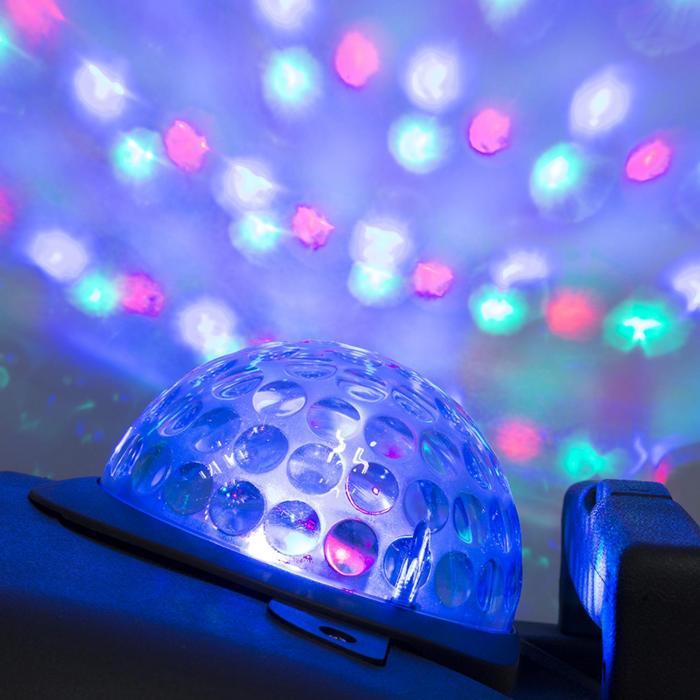 "FT12JB actieve luidspreker 12"" 700W BT/USB/SD/AUX LED jellyball accu"
